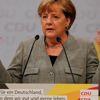 Merkel Seçim Turlarında