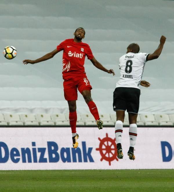 Beşiktaş - Antalyaspor Maçından Fotoğraflar - 2