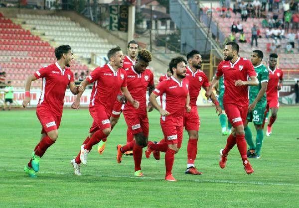 Boluspor-Giresunspor: 2-2