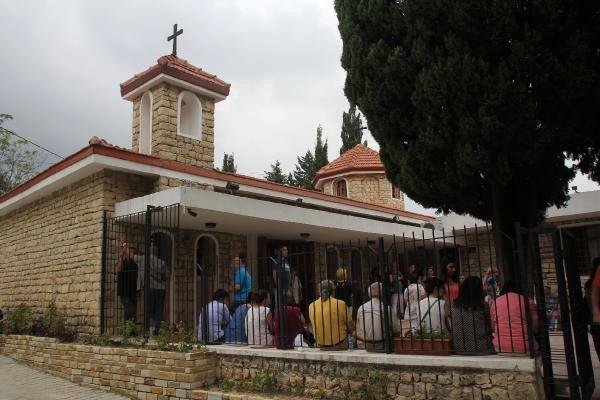 Ermeni Vatandaşlar 'Meryem Ana Yortusunu' Kutladı