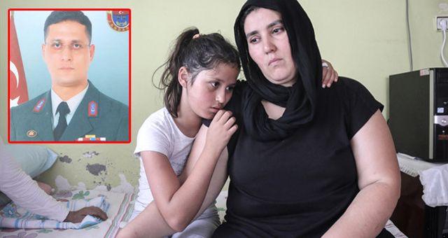 Maçka Şehidi Astsubay Ferhat Gedik'in Eşi: Zigana Tüneli'ne Eşimin İsmi Verilsin