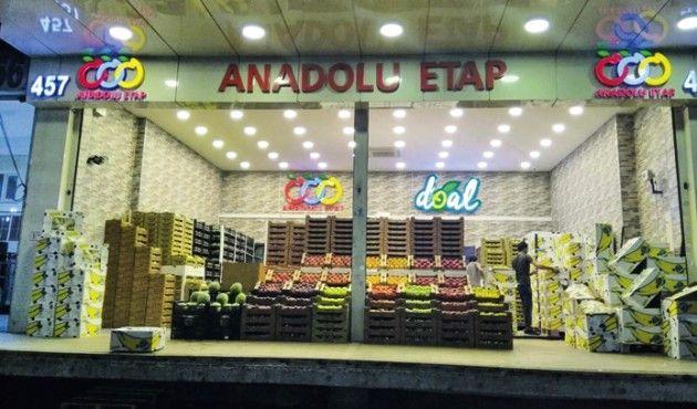 Anadolu Grubu, Şimdi de Sebze Üretimi Deniyor