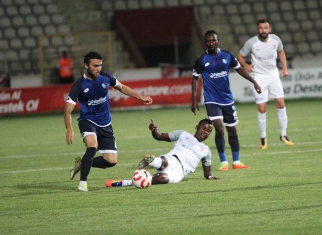 Büyükşehir Belediyesi Erzurumspor-Balıkesirspor Baltok: 4-3