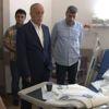 Türk-İş Genel Başkanı Atalay, Traktör Kazasında Yaralanan İşçileri Ziyaret Etti
