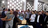 Rize'deki Trafik Kazası - Cenaze Töreni