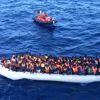 Libya'da Yasa Dışı Göçmen Operasyonu