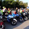 30 Ağustos Zafer Bayramı - Motosiklet Korteji Renkli Görüntüler Oluşturdu