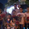 Adıyaman Suriyeliler'den Karanfilli Bayram Kutlaması