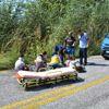 Ortaca'da Tatil Dönüşü Trafik Kazası; 4 Yaralı