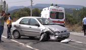 Kütahya Domaniç'te Trafik Kazası: 2 Yaralı