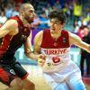 Türkiye - Belçika: 78-65 (Avrupa Basketbol Şampiyonası)