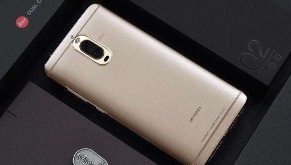 Huawei Mate 10'dan Yeni Görüntüler!