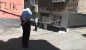 Gaziantep'te Cinayet...duvardaki Kan Lekesi Cinayeti Ortaya Çıkardı