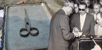 Susurluk Şeker Fabrikası, Açılışı 62 Yıl Önce Menderes'in Kullandığı Makasla Yaptı