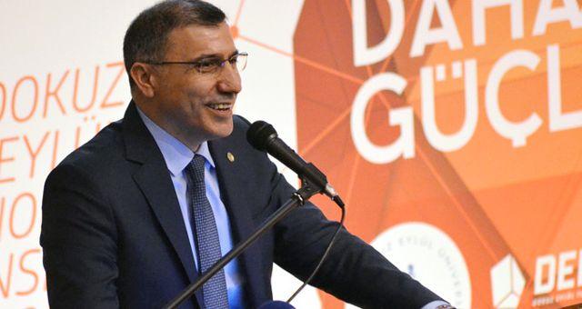 Eşini Özel Danışmanı Yapan Dokuz Eylül Üniversitesi Rektörü Prof. Kasman, Görevden Alındı