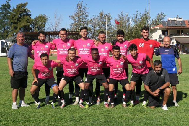 Foça, Hazırlık Maçını 2-1 Kazandı