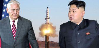 Füze Fırlatan Kuzey Kore'ye ABD'den Uyarı: Diplomatik ve Ekonomik Anlamda Yalnızlaşıyor