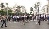 İdari Barış Yasası Protestosu