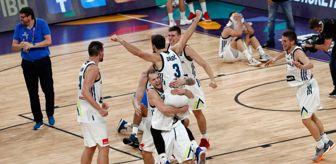Avrupa Basketbol Şampiyonası: Avrupa Basketbol Şampiyonasında Şampiyon Slovenya
