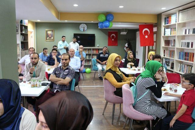 Şehirder Kitap Kafe Açıldı