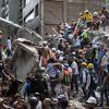 Güncelleme - Meksika'daki 7,1 Büyüklüğündeki Deprem