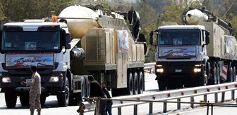 İran, Trump'a Rağmen 2 Bin Kilometre Menzile Sahip Füzeyi Canlı Yayında Fırlattı!