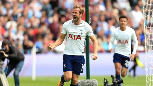 Londra'da Söz Harry Kane'in