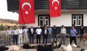 Şırnak - 15 Temmuz Şehitleri İçin Kurban Kesti