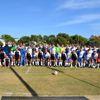 Kırkağaç'ın Efsane Futbolcuları Yıllar Sonra Sahada