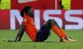 Başakşehirli Adebayor, Sakatlığı Nedeniyle Braga Maçında Yok