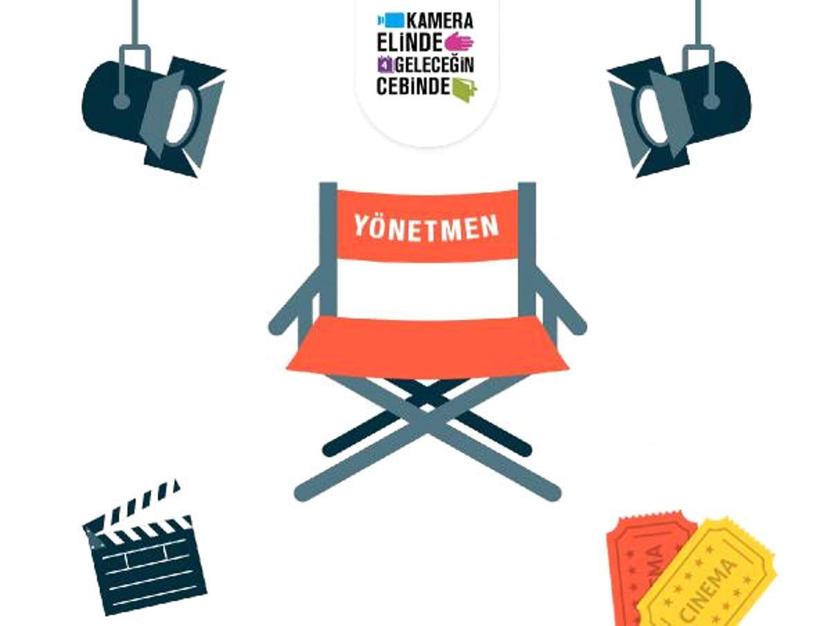 Kamera Elinde Geleceğin Cebinde' Kısa Film Yarışması'nın Son Başvuru Tarihi Uzatıldı
