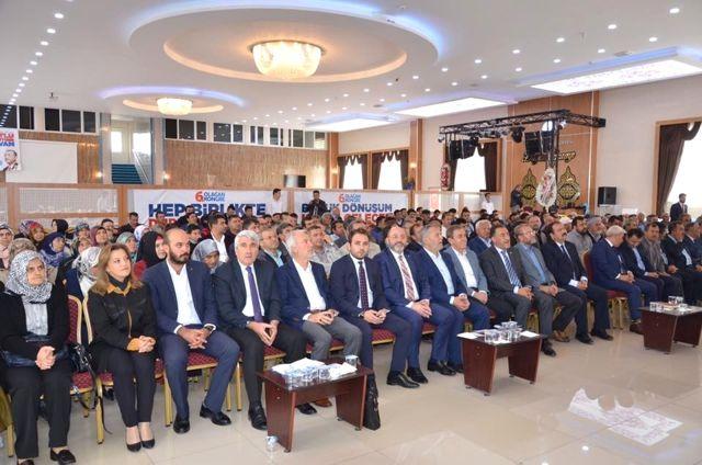 Altıntaş'ta AK Parti'nin Yeni İlçe Başkanı Cihangir Dönmez Oldu