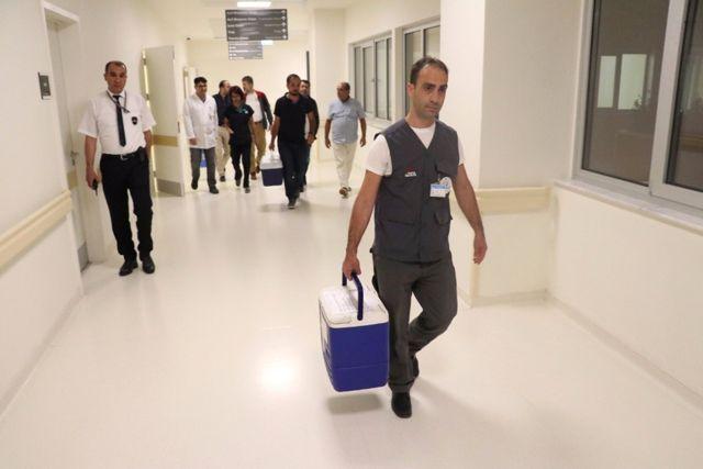 Organ Bekleyen 5 Hastanın Umudu Oldu
