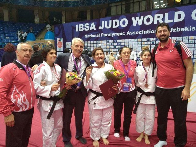 Judo'da Milli Gurur