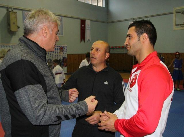 Bayburt'ta Amatör Spor Haftası Kutlandı