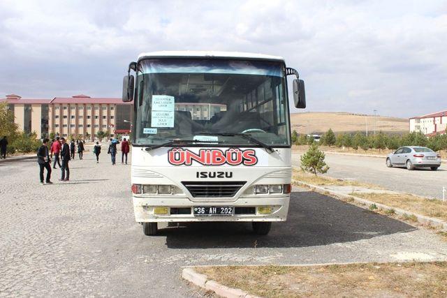 Kaü'den Öğrencilere