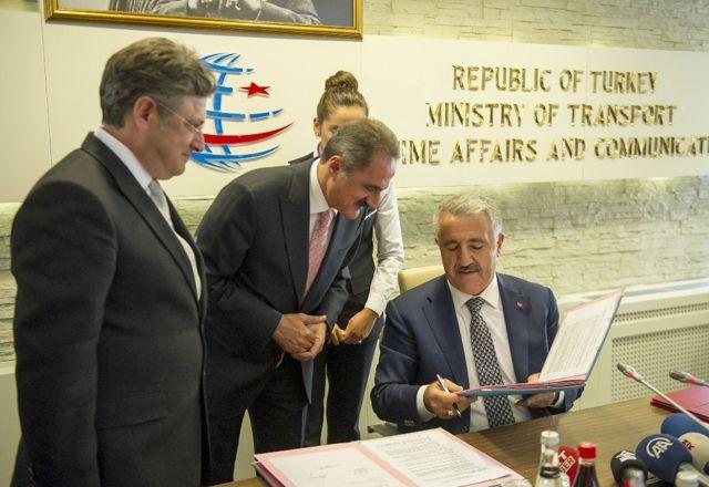 30 Ekim'de Bakü'den İlk Resmi Sefer Başlıyor