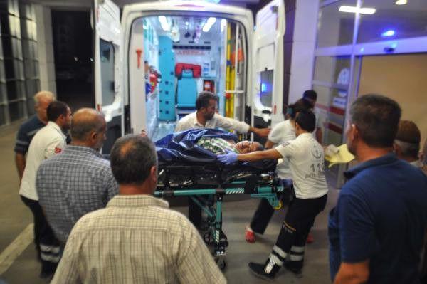 Ağabeyini Tüfekle Yaralayan Kardeş Yakalandı