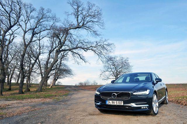 Sürüş İzlenimi Volvo S90 D5 Awd Sport