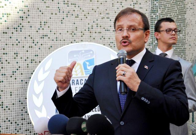 Başbakan Yardımcısı Çavuşoğlu Karacabey'de
