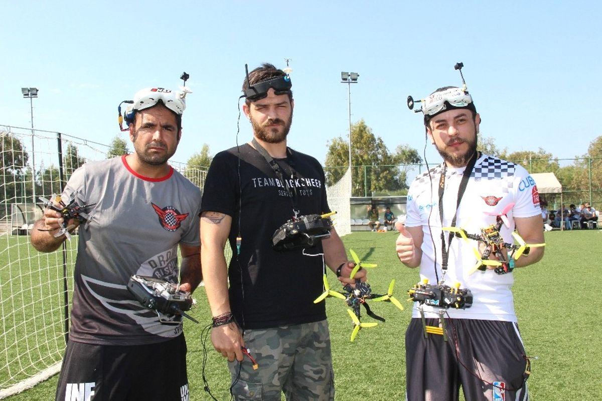 Türkiye Drone Şampiyonası Hatay'da Başladı