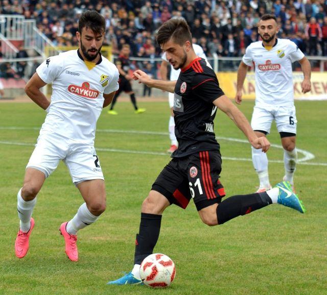 Tff 3. Lig: Çorum Belediyespor: 2 - Arşinspor: 0