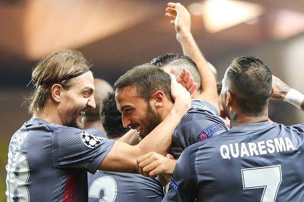 Beşiktaş, Şampiyonlar Ligi Grubunda Bir Galibiyet Daha Alırsa Liderliği Garantileyecek