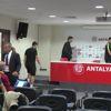 Antalyaspor-Kasımpaşa Maçının Ardından - Leonardo Araujo - Antalya