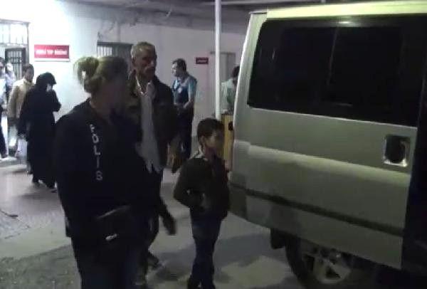 Dilendirilmek İçin Çocuklarını Kiraya Veren Suriyeliler Yakalandı
