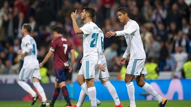 Real Madrid, Deplasmanda Eibar'ı 3-0 Mağlup Etti