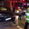 Beşiktaş'ta Kaza: 5 Yaralı