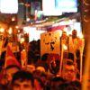 Çanakkale'de 3 Bin Kişiyle Fener Alayı