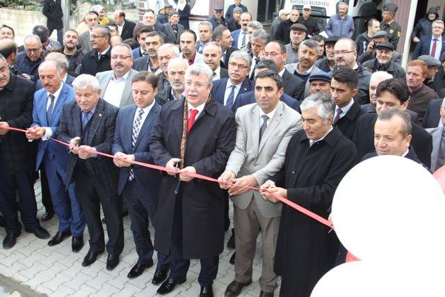 Kurşunlu Sosyal Hizmet Merkezi Açıldı