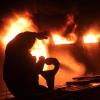 Karaman'da Plastik Fabrikasında Yangın